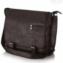 pánská taška přes rameno Roger tmavě hnědá e80a2ab28aa