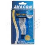 Avacom Náhradní baterie AVACOM do mobilu Nokia 5230, 5800, X6, Li-pol 3,7V 1500mAh (náhrada za BL-5J)