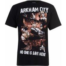 Character Marvel T Shirt Mens Arkham City