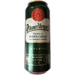 Pilsner Urquell 12° 0,5 l