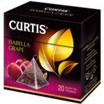 Curtis černý čaj Isabella Grape pyramidové sáčky 20 x 1.8 g