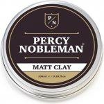 Percy Nobleman Matující vosk na vlasy s jílem 100 ml