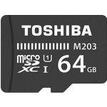 Toshiba SDXC 64GB UHS-I U1 THN-M203K0640EA