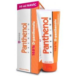 Swiss Panthenol 10% Premium tělové mléko 250 ml
