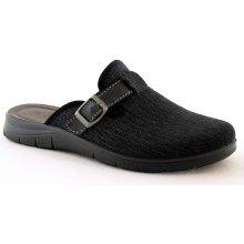 INBLU BG-07 black, pánské domácí pantofle