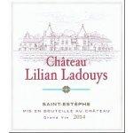 Lilian Ladouys AOC Saint Estephe červené 2014 0,7 l