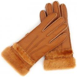 dámské rukavice z ovčí kůže hnědá alternativy - Heureka.cz a2d677ff60