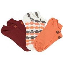 Roxy dámské ponožky Inside 3 pack