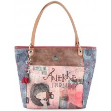 07760ba400 Anekke India shopper kabelka