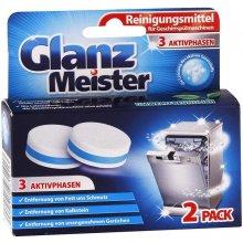 Waschkönig Glanz Mesiter Čistící tablety do myčky 2 ks 80 g