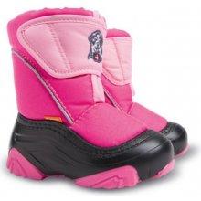 Demar 4021 dětské sněhulky růžové