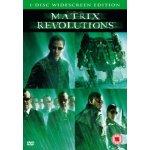Matrix Revolutions DVD