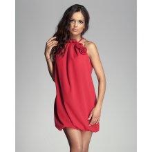 Figl mini šaty 65 červená