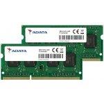 ADATA SODIMM DDR3L 8GB 1600MHz CL11 ADDS1600W8G11-2