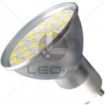 LEDme LED žárovka S 3.5W GU10 240V Teplá bílá CRI80