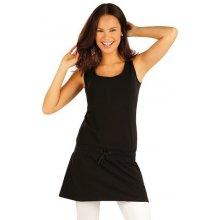 Litex šaty dámské bez rukávu 54131 černá 82b1826d9c