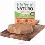 Naturo Grain Free Salmon & Potato with Vegetables 400 g