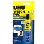 UHU Weich PVC lepidlo na měkké plasty 30g