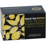 Vintage Teas Černý čaj s citrónem 30 x 1.5 g