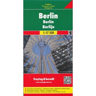 Berlín mapa FaB