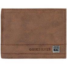 Quiksilver Peněženka Stitchy Wallet 3 chocolate bc8443ef87
