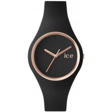 Ice Watch ICE glam Black Rose-Gold Small