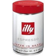 Illy Espresso zrnková Káva v plechovce 250 g