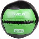 LiveUp Wall Ball kožený 3 kg