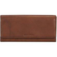 Marc O´Polo Dámská kožená peněženka 607 17205801 106 720 hnědá