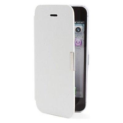 Pouzdro Flip Slim LG Optimus G2 / D802A white / bílé
