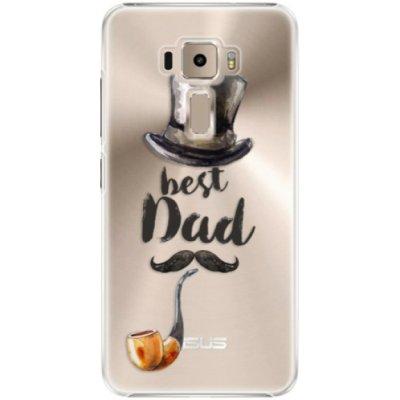Pouzdro iSaprio Best Dad - Asus ZenFone 3 ZE520KL