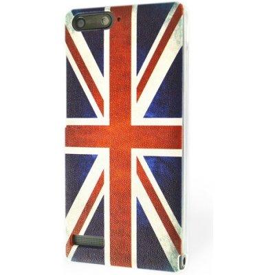 Pouzdro iSaprio UK Flag Huawei Ascend P7 Mini