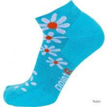 Point6 ponožky 2831 Wildflower LD Robin