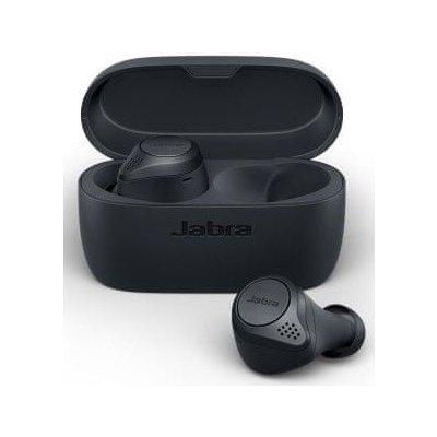 Jabra Bluetooth handsfree hudební Elite Active 75t 100-99091004-60, šedé