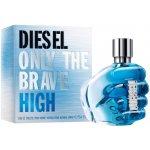 Diesel Only The Brave High toaletní voda pánská 75 ml