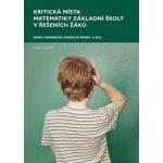 Kritická místa matematiky základní školy v řešení žáků Kniha