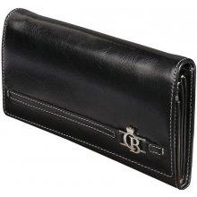 Castelijn & Beerens dámská kožená peněženka 392402 černá