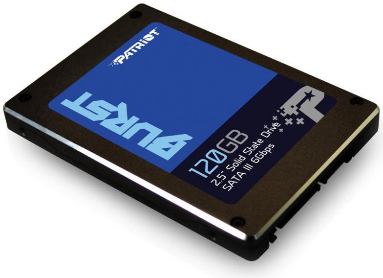 PATRIOT 120GB, PBU120GS25SSDR