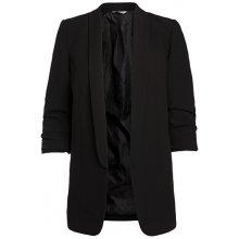 Pieces dámské sako Boss 3/4 blazer Noos Black
