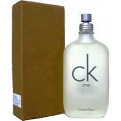 Calvin Klein CK One toaletní voda unisex 200 ml tester od 690 Kč ... fcdf92530f