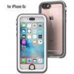 Pouzdro Catalyst Waterproof case & gray - iPhone 6/6S bílé