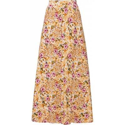 Esmara dámská maxi sukně celoplošný potisk