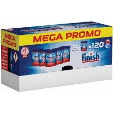 Calgonit Finish mega box Al lin1 Max tablety do myčky 120 ks