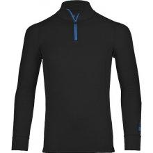 210 SUPERSOFT - Pánské triko dl. Rukáv black raven