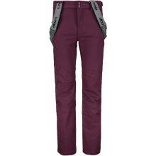 Loap Lizzy dámské softshell kalhoty fialová 019e3589f7