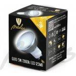 Nedes LED žárovka 5W GU10 3000K Teplá bílá 3900lm