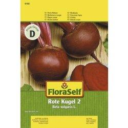 """Červená řepa """"Rote Kugel 2"""" semena FloraSelf®"""