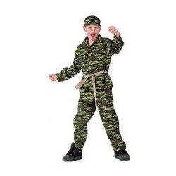 Dětský karnevalový kostým Voják - kostým na karneval