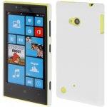 Pouzdro Coby Exclusive Nokia 720 Lumia bílé