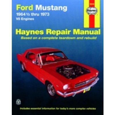 Ford Mustang V8 Owner's Wor - J. Haynes, M. Gilmour